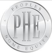 People's Home Equity logo
