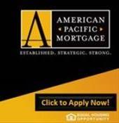 American Pacific Mortgage Company logo