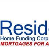 Residential Home Funding logo