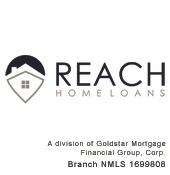 Reach Home Loans - Branch NMLS#: 1699808 logo