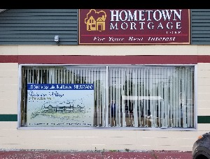 Hometown Mortgage Corp. logo