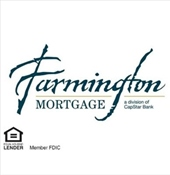 Farmington Mortgage, a division of CapStar Bank logo