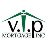 V.I.P. Mortgage  logo