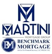 Martini Mortgage Group at Benchmark Mortgage logo
