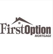 First Option Mortgage logo