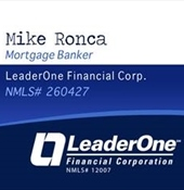 Leader One Financial Corporation logo