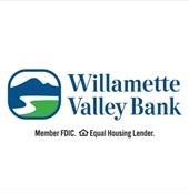 Willamette Valley Bank logo