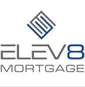 Elev8 Mortgage  logo