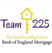Team 225 - Bank of England Mortgage logo