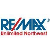 RE/MAX Unlimited Northwest logo