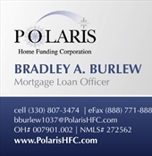 Polaris Home Funding logo