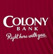 Colony Bank logo