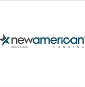 New American Funding NMLS# 6606 logo