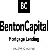 Benton Capital Mortgage Lending logo