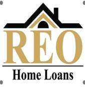 REO Home Loans logo