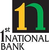 1st National Bank logo
