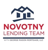 The Novotny Lending Team at George Mason Mortgage logo