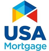 USA Mortgage logo