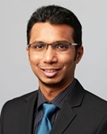 Photo of Victor Muthu, Ph.D.