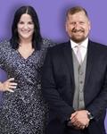 Photo of Scott Dustin & Lauren Robshaw Team