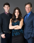 Photo of The Galluzzo Team Elena, Chris, and Christo Galluzzo