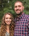Photo of Aaron and Mikaela Beal